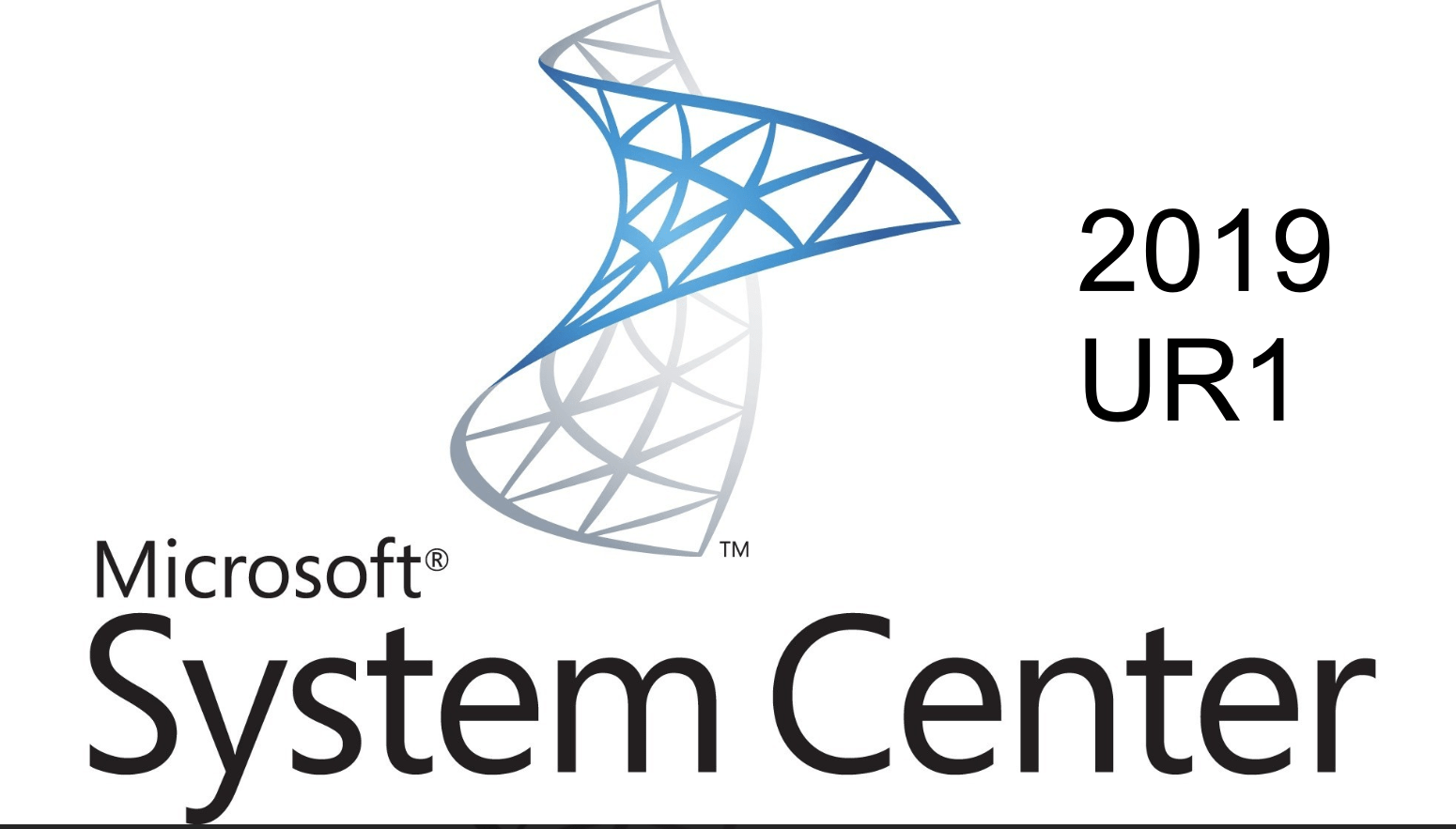Microsoft System Center 2019 Update Rollup 1
